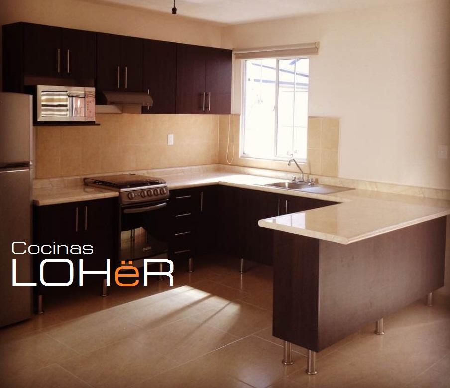 Cocinas y closets en le n loh r fabricantes de cocinas for Cocinas y closets