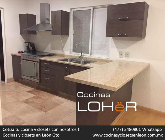 Cocinas y closets en León   LOHëR   Fabricantes de cocinas y ...